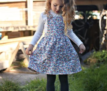 Tui Pinafore Sew Along