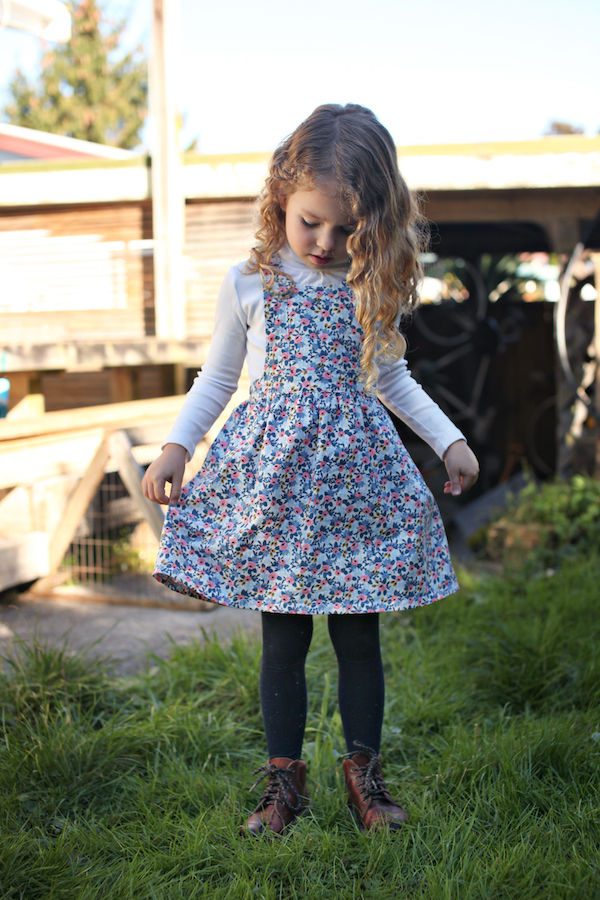 The Tui Pinafore is now available for purchase