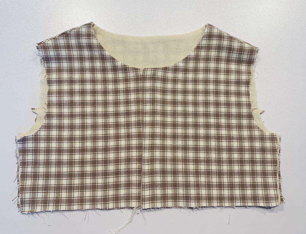 Kauri Dress lined bodice