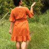 Pohutukawa Dress sewing pattern by Below the Kowhai