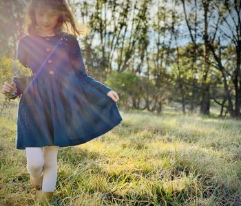 Kauri Dress by Below the Kowhai