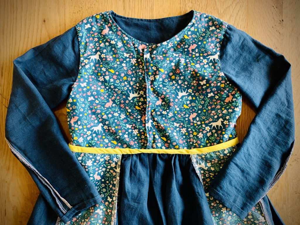 Kauri Dress with lining