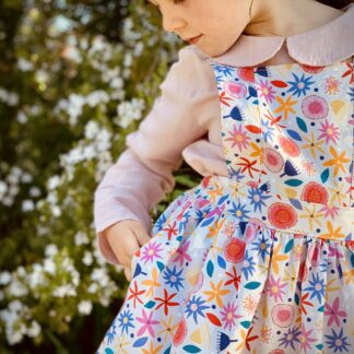 Sewing with Spring Inspiration