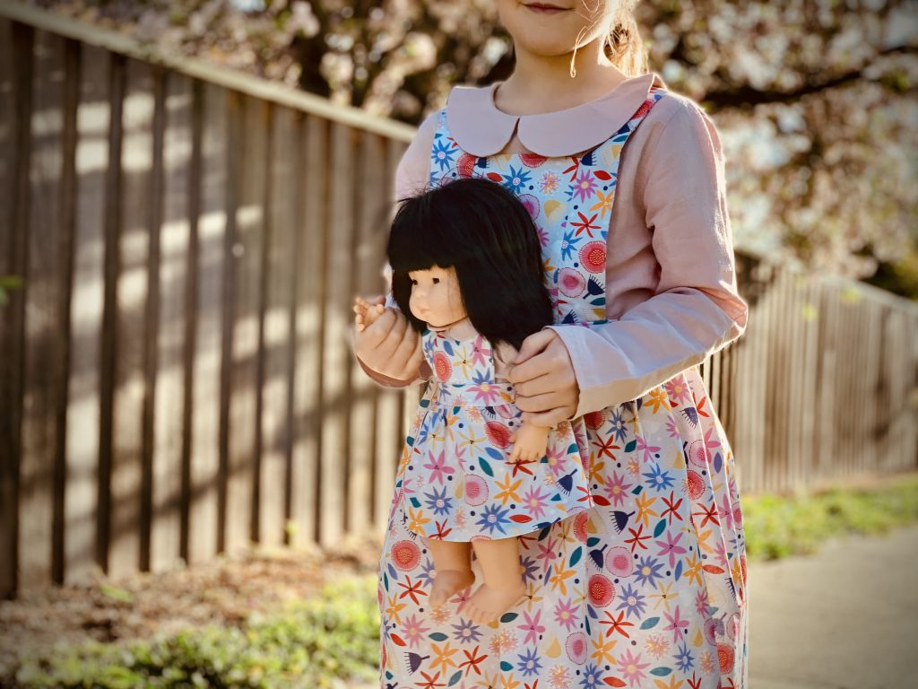Doll Clothes sewing pattern