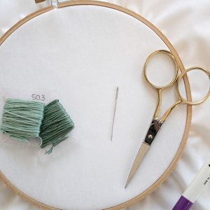 Embroidery and Embellishment Guide