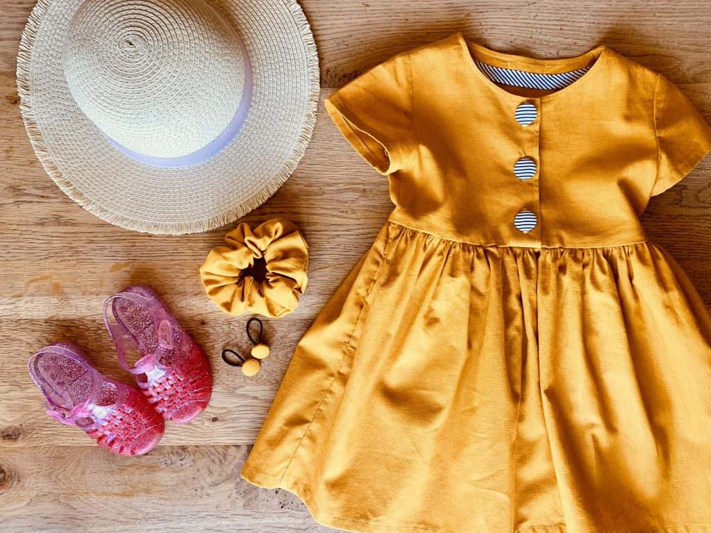 Kauri Dress by Below the Kowhai