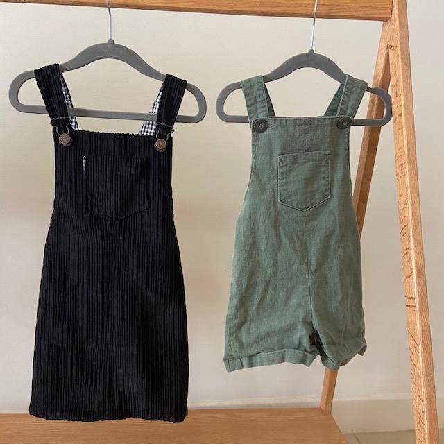 Sew Capsule Wardrobe for kids