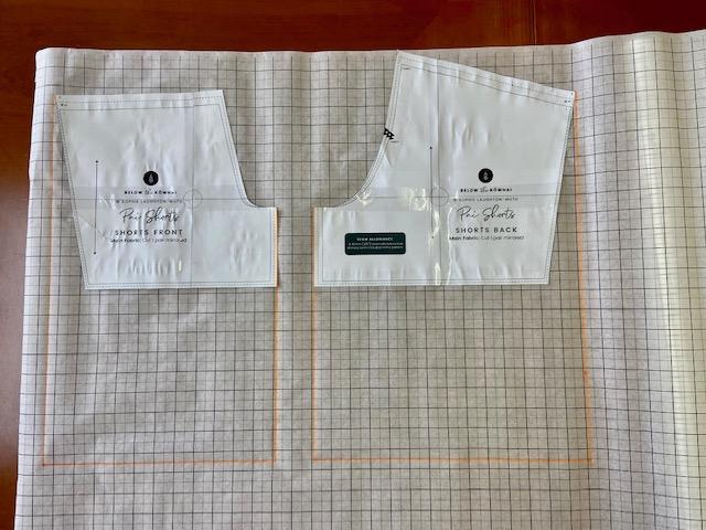 Lengthen Pai Shorts