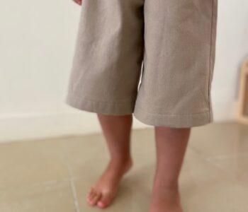 Pai Shorts to Culottes Hack