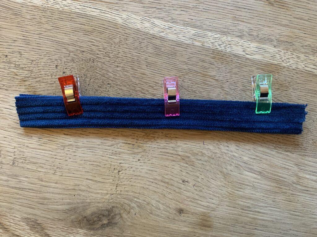 Fold strap loops Tipa Dungarees