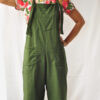 Adult Tipa Dungarees sewing pattern by Below the Kowhai