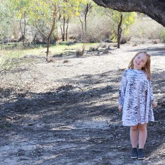 Knit Bellbird Dress Tutorial
