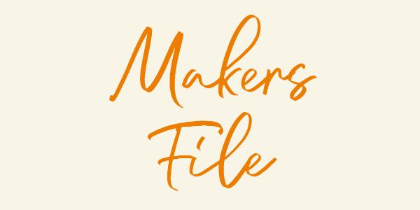 Below the Kōwhai Makers File