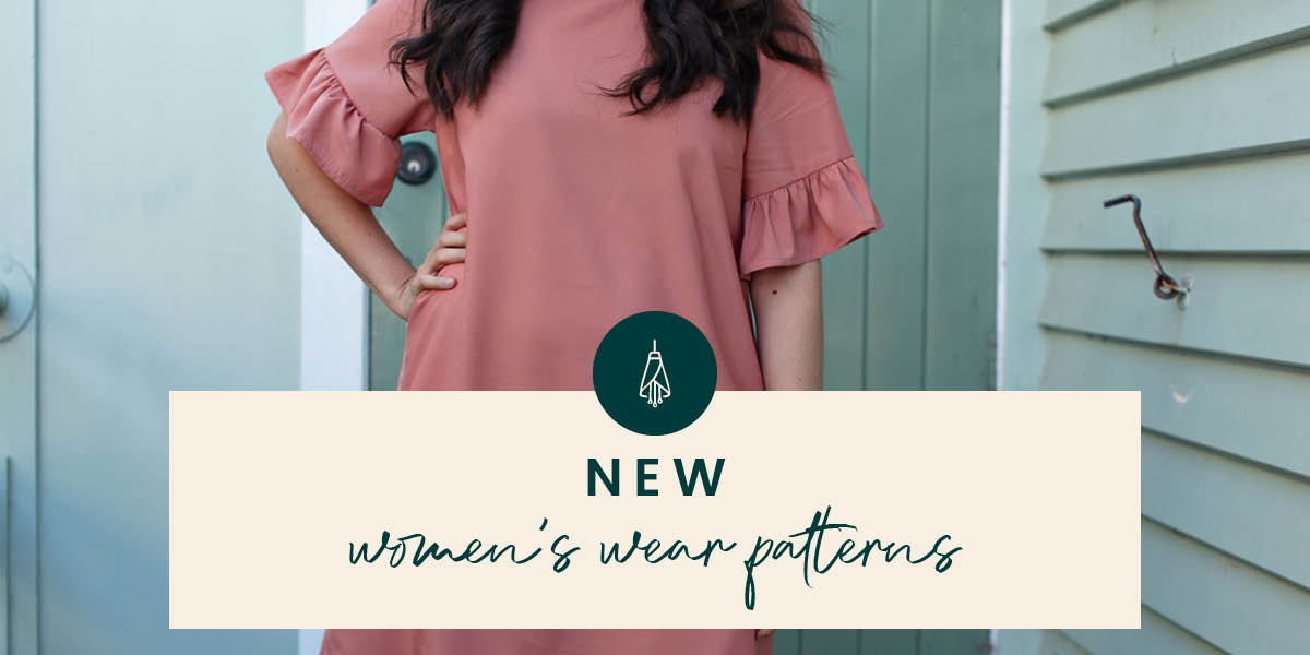 Sewing Patterns for Women by Below the Kōwhai