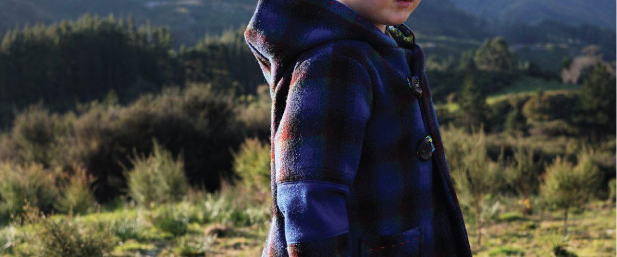 Awhi Coat pdf sewing pattern