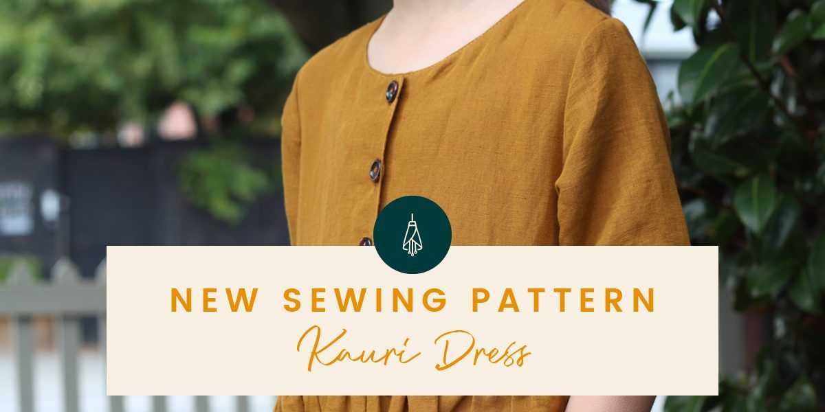 Kauri Dress Sewing Pattern