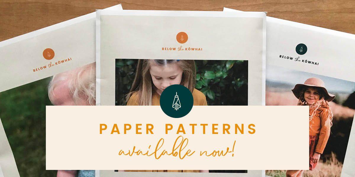 Paper Patterns Slider