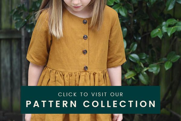 Below the Kowhai pattern collection shop